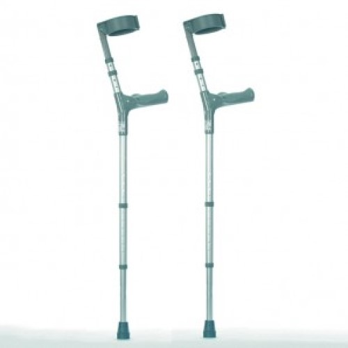 FISCHER GRIP CRUTCHES, ADULT