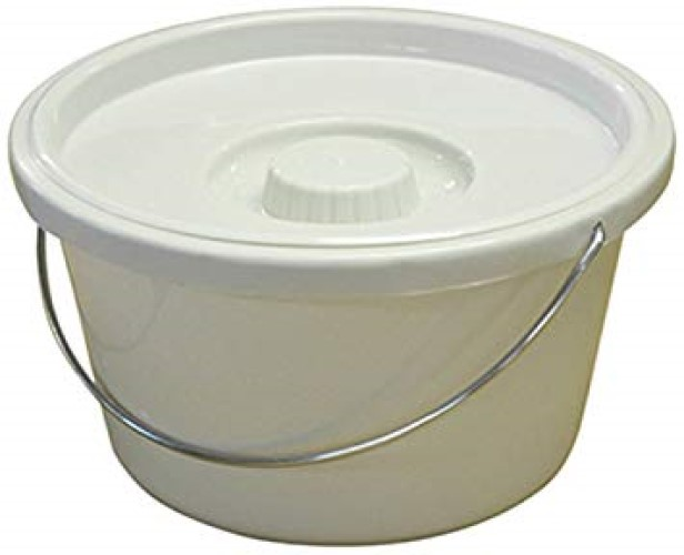 5L COMMODE BOWL